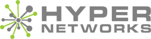 Hyper Networks - Main Logo Footer